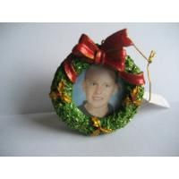 China Resin Christmas frame wholesale