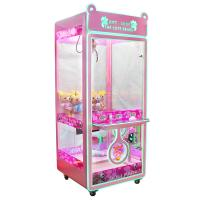Quality Electronic Claw Crane Machine Skillful Toy Prize Single Player Each Time for sale