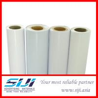 Quality Monomeric Type Self Adhesive Vinyl with Grey Glue for sale
