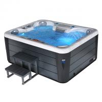 China Ponfit Hot Massage Tub Spa Pool , Balboa Hot Tubs 2 Filters Whirlpool Spa wholesale