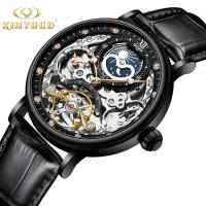 China KINYUED New design Multifunctional mechanical watch Tourbillon mechanical movement on sale