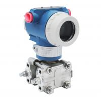 China 4-20ma explosion proof digital differential pressure transmitter price with hart protocol on sale