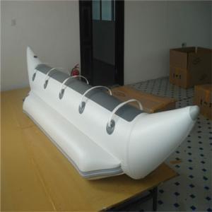 China 2015 Hot Selling PVC Inflatable Banana Boat Price wholesale