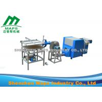 China 6.6 Kw Power Pillow Making Machine / Pillow Filling Machine With Weighing System wholesale