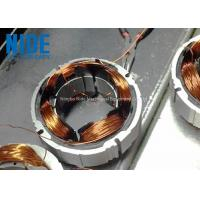 China 350 Kg Servo Precision Stator Coil Winding Machine For Bladeless Fan Motors wholesale