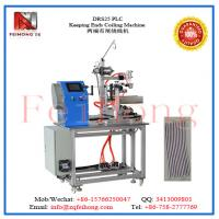 China heating element machine for RS-25 PLC Keeping Ends Coiling Machine by feihong machinery wholesale