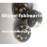 Quality Cetificated 608 699 6901 6902 6802 Ceramic Ball Bearings Great Endurance for sale