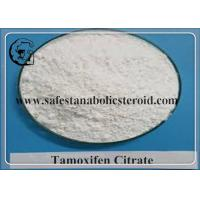 China Cas 54965-24-1 Tamoxifen Citrate For Female 99% An-Ti Breast Cancer And Ovarian Cancer wholesale