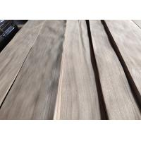 China Quarter Cut Fresh Ash Wood Veneer For Plywood AAA Grade 1200mm-2800mm Length wholesale