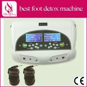 China 2015 Newest Professional Massage Machine Ion Foot Detox Machine Foot Spa LS-111 on sale