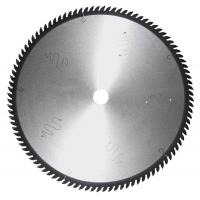Industrial circular saw blades for cutting steel pipe