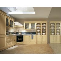 Foshan factory direct sales imported wooden kitchen for China kitchen cabinets direct