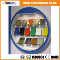 China Aluminum Composite Panel for Facade Exterior Decoration Sign Panel Sheets for Signage wholesale