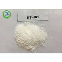 China 99% Raw Nootropic Powder NSI-189 , Smart drug NSI-189 White Powder 1270138-40-3 wholesale