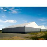 China Window Sill Cover Custom Event Tents 20m By 30m Waterproof Fabric Wall wholesale