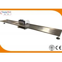 China LED Panel V Groove PCB Separator Depanelizer High Speed Steel wholesale