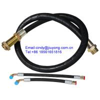 Buy cheap Hydraulic Fittings Hydraulic Hose Assembly from wholesalers