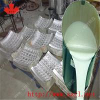 China RTV-2 silicone rubber material for tyres wholesale