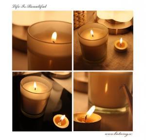 China Organic Aromatherapy Candles wholesale