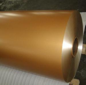 China RoHS Exterior 1220mm Anti Acid Prepainted Aluminum Coil wholesale