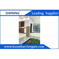 China Electronic Boom Barrier Gate For Indoor Exhibition Hall With Manual Button wholesale