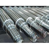 China 20CrMnMo Stainless Steel Forgings Carrier Roller , High Temperature Resistance wholesale