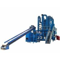 Biomass pellet production line of item