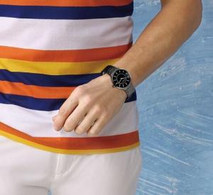 Quality Wholesale Fashion Ultra thin Simple Men Waterproof 30m Steel Band Quartz Wrist Watches L811 for sale
