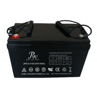 China High Capacity 90ah Deep Cycle Battery Prolonged For Renewable Energy wholesale
