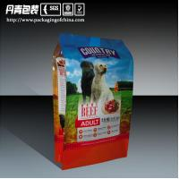 China Customized Pet Food Packaging Pouches , Flexible Packaging Plastic Bags on sale