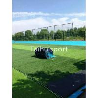 China Water Drainage Shock Pad , Fake Grass / Lawn Artificial Turf Shock Pad wholesale