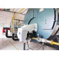 China Food Factory Oil Fired High Efficiency Hot Water Boiler Boiler Working wholesale