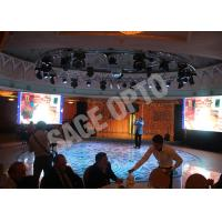 China Shenzhen High Brightness Advertisement Slim Led Display Indoor Wide Viewing Angle wholesale