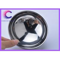 China Stainless Shaving bowl , Lathering Bowl for barber shop badger brushes wholesale