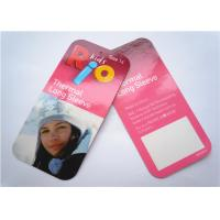 Quality Cardboard Clothing Label Tags Colored Customized For Decoration for sale