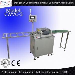 China LED Tube Production V-Cut PCB Separator Pre Scoring MCPCB Depaneling wholesale