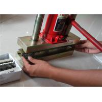 China Industrial Clipper Lacer , Manual Conveyor Belt Lacing Tool Small Size on sale