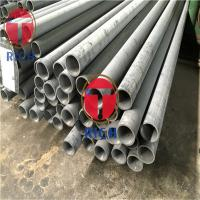 Quality GB18248 34CrMo4 30CrMnSiA Seamless Steel Tubes For Gas Cylinder for sale