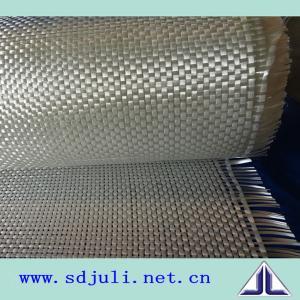China Fiberglass Woven Roving Cloth 400gsm E-glass wholesale