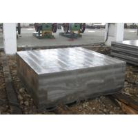 China Forged Block Barrel Forging 4140 4130 Oil Platform Engineering Machinery wholesale