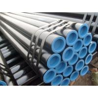 China Hot Rolled Astm A106 Carbon Steel Pipe , Structural Steel Tubing For Drilling wholesale