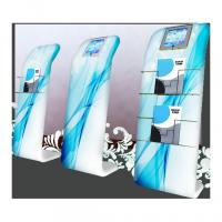 China Optional IPad Frame Tension Fabric Banner Stands Fabric Tube Literature Stand wholesale