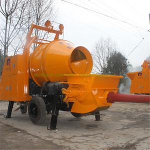 China Pully JBT40-P1 industrial construction concrete mixer modern construction equipment / concrete mixer truck dimensions wholesale