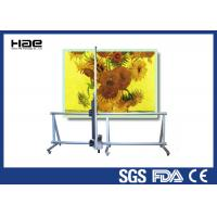 China High Resolution 3D Effect Photo Wall Printing Machine 220V 2100x2600 mm wholesale