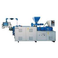 China double-screw extruder conical twin screw cylinder wholesale