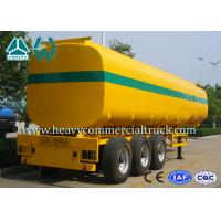 China Customized Design Durable Oil Tanker Trailer 385 / 65R22.5 Tubeless Tire wholesale