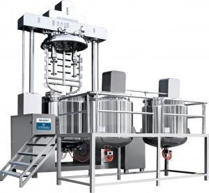 China Vacuum Cosmetic Making Machine Emulsification wholesale
