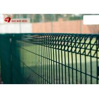 Buy cheap SGS Passed Roll Top Brc Wire Mesh Fence Panels Decorative With Long Time from wholesalers