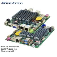 China Quad Core Micro ITX Motherboard , AMD ITX Motherboard With VGA HDMI Display wholesale