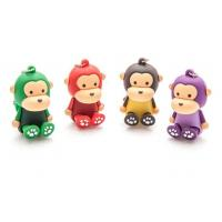 Personalized PVC USB Flash Drive 512GB 2.0 Interface For Gift